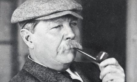 Arthur Conan Doyle (22/05/1859 - 07/07/1930)