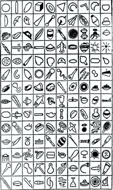 Οι γερμανοί επιστήμονες είχαν καταγράψει 140 διαφορετικούς τύπους ιπτάμενων δίσκων