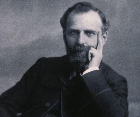 William Thomas Stead (05/07/1849 - 15/05/1912)