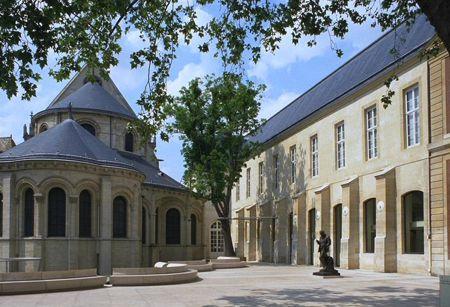 Το Μουσείο Τεχνών και Επαγγελμάτων στο Παρίσι. Ιδρύθηκε το 1794.