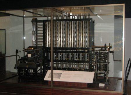 Η υπολογιστική μηχανή του Charles Babbage