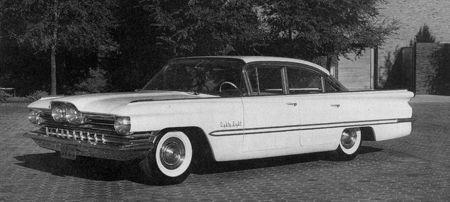 """""""Oldsmobile"""", 1959"""