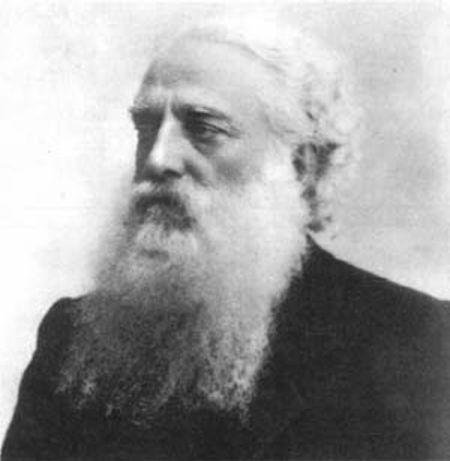 Henry Steel Olcott (02/08/1832 - 17/02/1907)