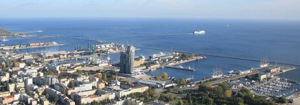 Το λιμάνι της Γκντίνια