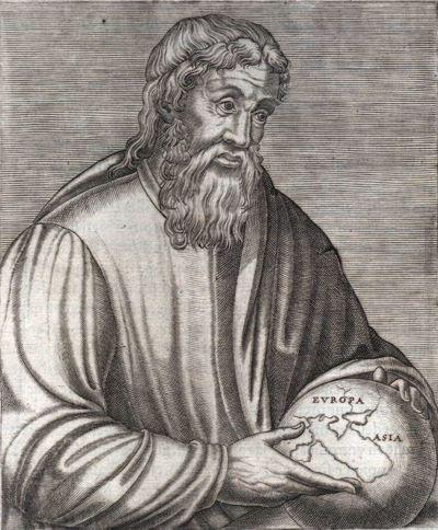 Στράβων (64 π.Χ. - 24 μ.Χ.)