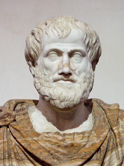 Αριστοτέλης (384 π.Χ. - 322 π.Χ.)