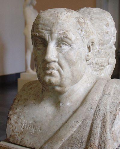 Σενέκας (περίπου 4 π.Χ. – 65 μ.Χ.)