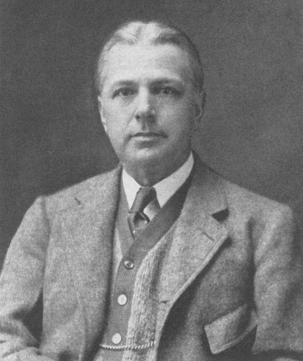 Howard Crosby Butler (07/03/1872 - 13/08/1922)