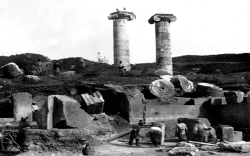 Η ανακάλυψη της πόλης του Κροίσου...