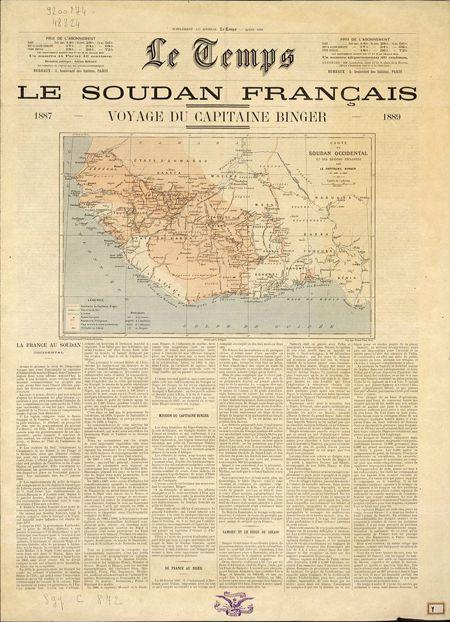 "H Παρισινή εφημερίδα ""Le Temps"", Μάρτιος 1890"