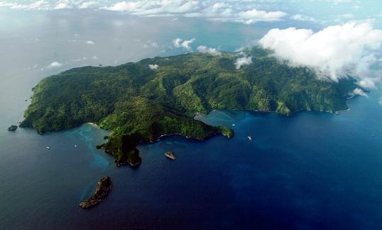 Το νησί El Coco