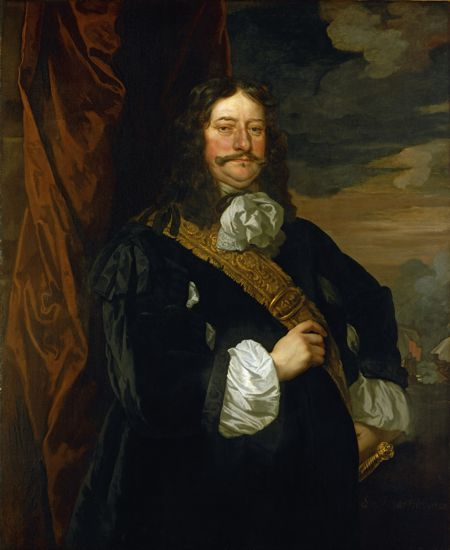 Sir Henry Morgan (1635 - 1688)