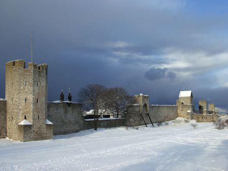 Τα Μεγάλα Τείχη του Visby