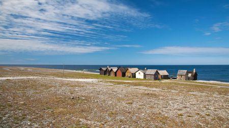 Ψαροχώρι του Gotland
