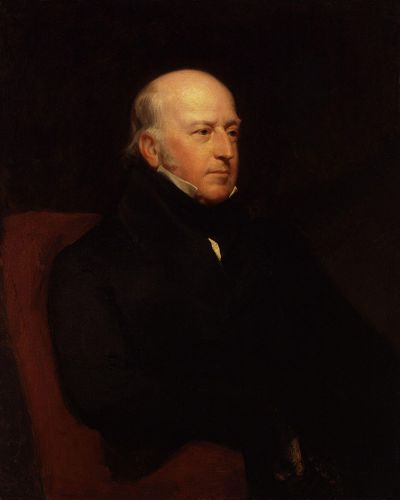 Sir Edward Codrington (27/04/1770 - 28/04/1851)