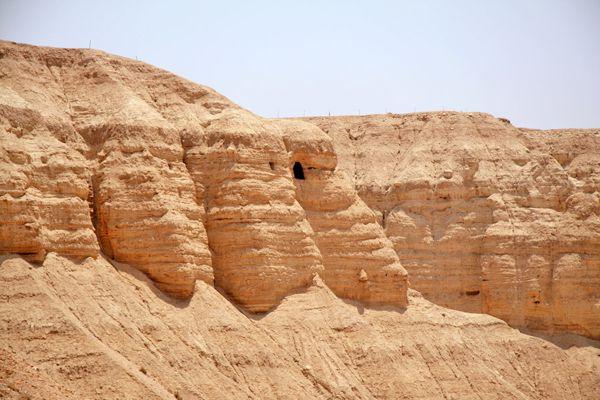 Οι σπηλιές του Κουμράν