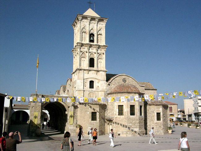 Η Εκκλησία του Αγίου Λαζάρου στη Λάρνακα της Κύπρου