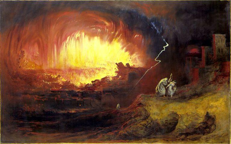 Σόδομα και Γόμορρα - Η ανακάλυψη των Βιβλικών πόλεων...