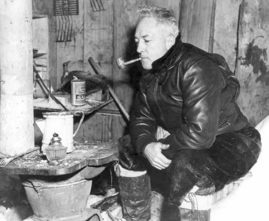 Ο Ναύαρχος Μπερντ στην Ανταρκτική, το 1947