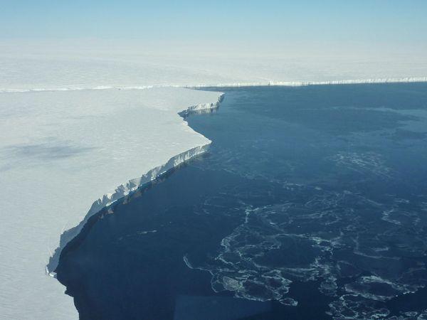 Η κρημνώρεια πάγου του Γκετζ
