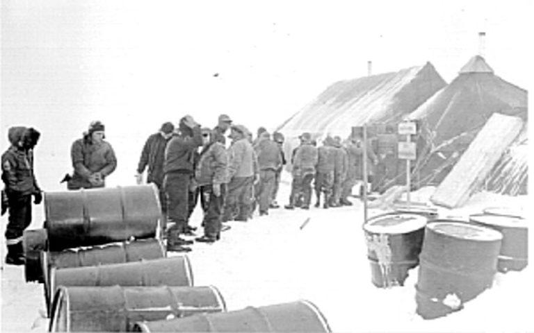 Η αποστολή του Ναυάρχου Μπερντ στην Ανταρκτική, το 1946...
