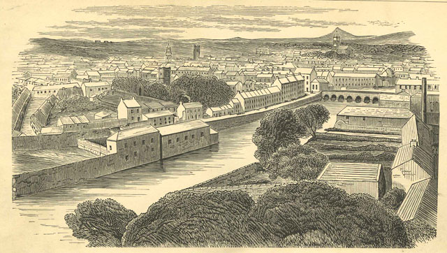 Το Sligo της Ιρλανδία (1800)