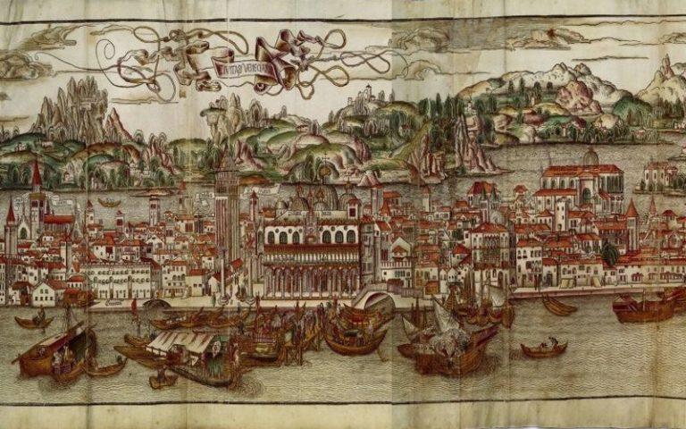 Η βυθισμένη πόλη της Αδριατικής...