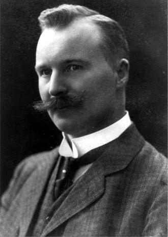 Nils Gustaf Dalen (30/11/1869 - 09/12/1937)