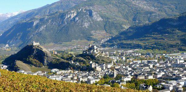 Το καντόνι του Valais