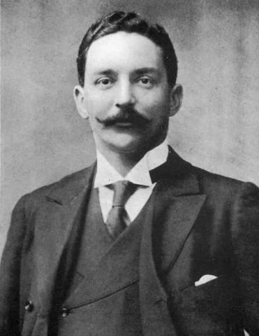 Joseph Bruce Ismay, Πρόεδρος της White Star Lines, το 1912