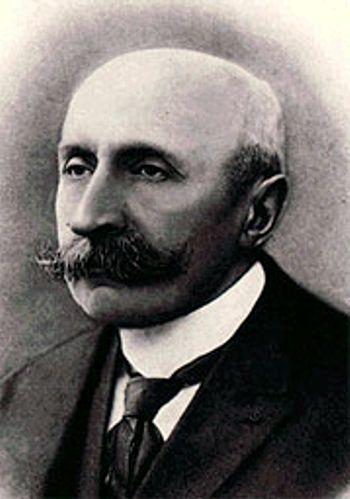 Pierre Termier (03/07/1859 - 23/10/1930)
