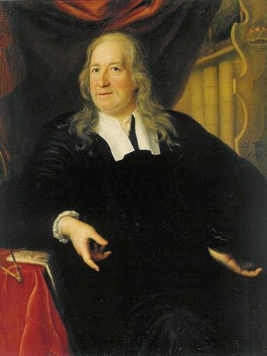 Olaus Rudbeck (12/12/1630 - 17/09/1702)