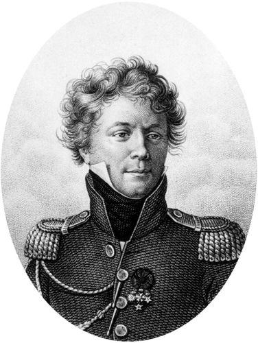 Jean Baptiste Bory de Saint-Vincent (06/07/1778 - 22/12/1846)