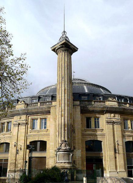 Το αστρολογικό παρατηρητήριο των Μεδίκων, στο Παρίσι