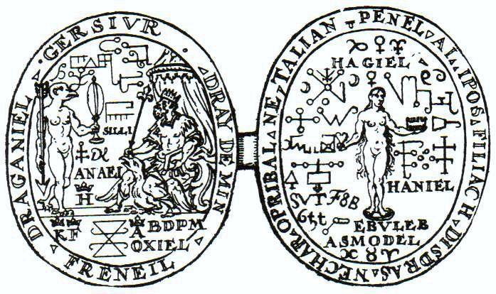 Το φυλαχτό που λέγεται πως κατασκεύασε ο Νοστράδαμος για την Αικατερίνη των Μεδίκων