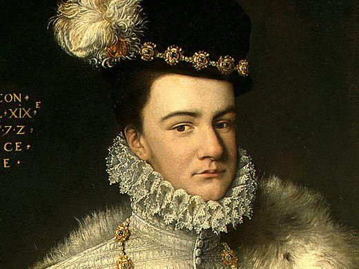 Francis, Δούκας του Anjou (18/03/1555 - 10/06/1584)