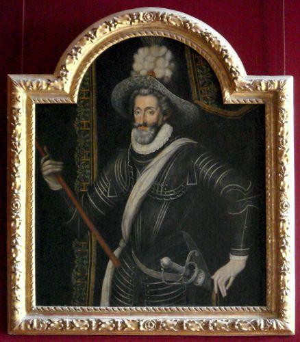 Henry IV (13/12/1553 - 14/05/1610)
