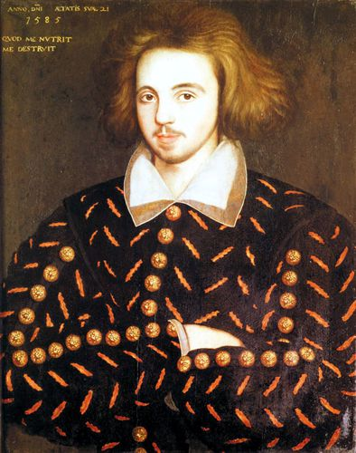 Christopher Marlowe (1564 - 1593)