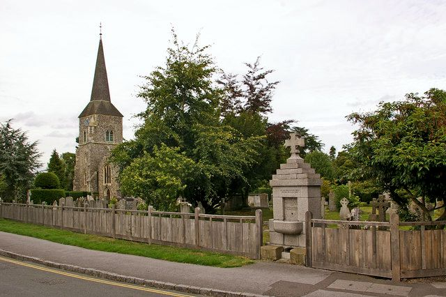 Η εκκλησία του Αγίου Νικολάου στο Chislehurst