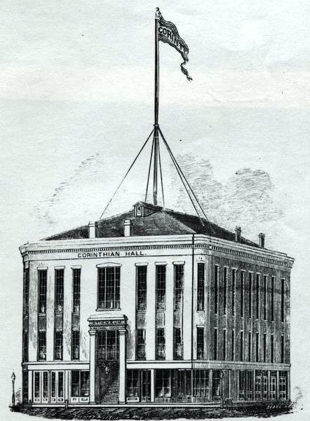 Corinthian Hall του Rochester