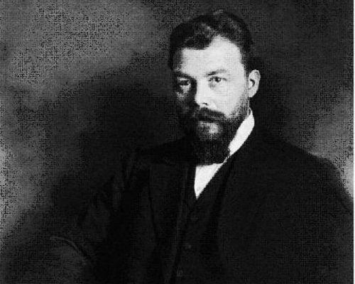 Adolf Keller (07/02/1872 - 10/02/1963)