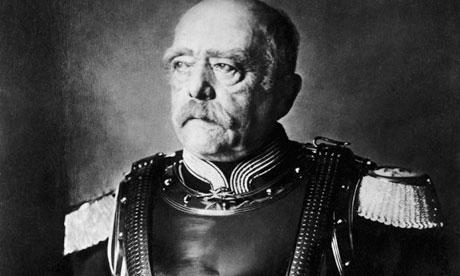 Otto von Bismarck (01/04/1815 - 30/07/1898)