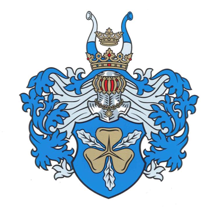 Το έμβλημα της οικογένειας Bismarck