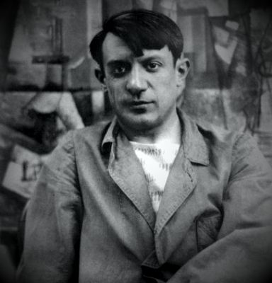 Pablo Picasso (25/10/1881 - 08/04/1973)