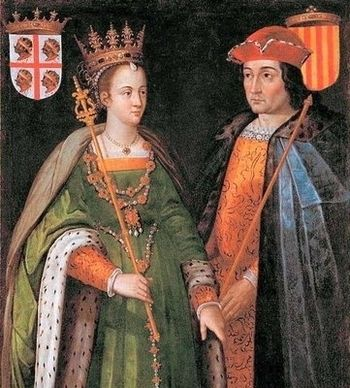 Ο Βασιλιάς Φερδινάνδος και η Βασίλισσα Ισαβέλλα της Καστίλης