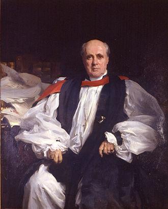 Ο Αρχιεπίσκοπος του Canterbury, Randall Davidson (1848 - 1930)