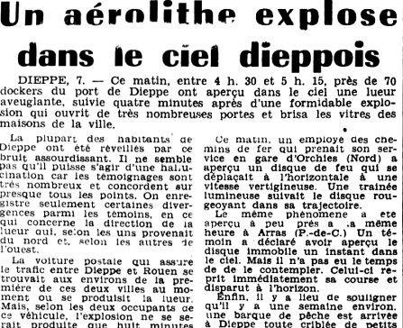 """Δημοσίευμα της γαλλικής εφημερίδας """"Ouest France"""""""