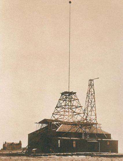 Το εργαστήριο του Νικολά Τέσλα στο Κολοράντο Σπρινγκς