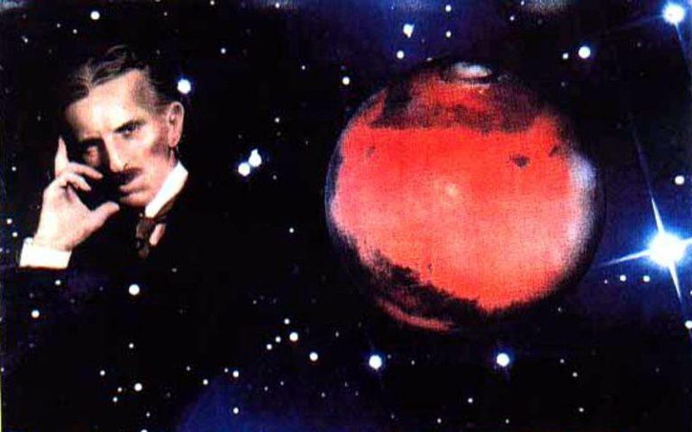 Οι προσπάθειες του Νικολά Τέσλα να επικοινωνήσει με εξωγήινους το 1900…
