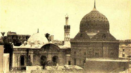 Το Τζαμί του Νάμπι Ντάνιελ (Προφήτη Δανιήλ)